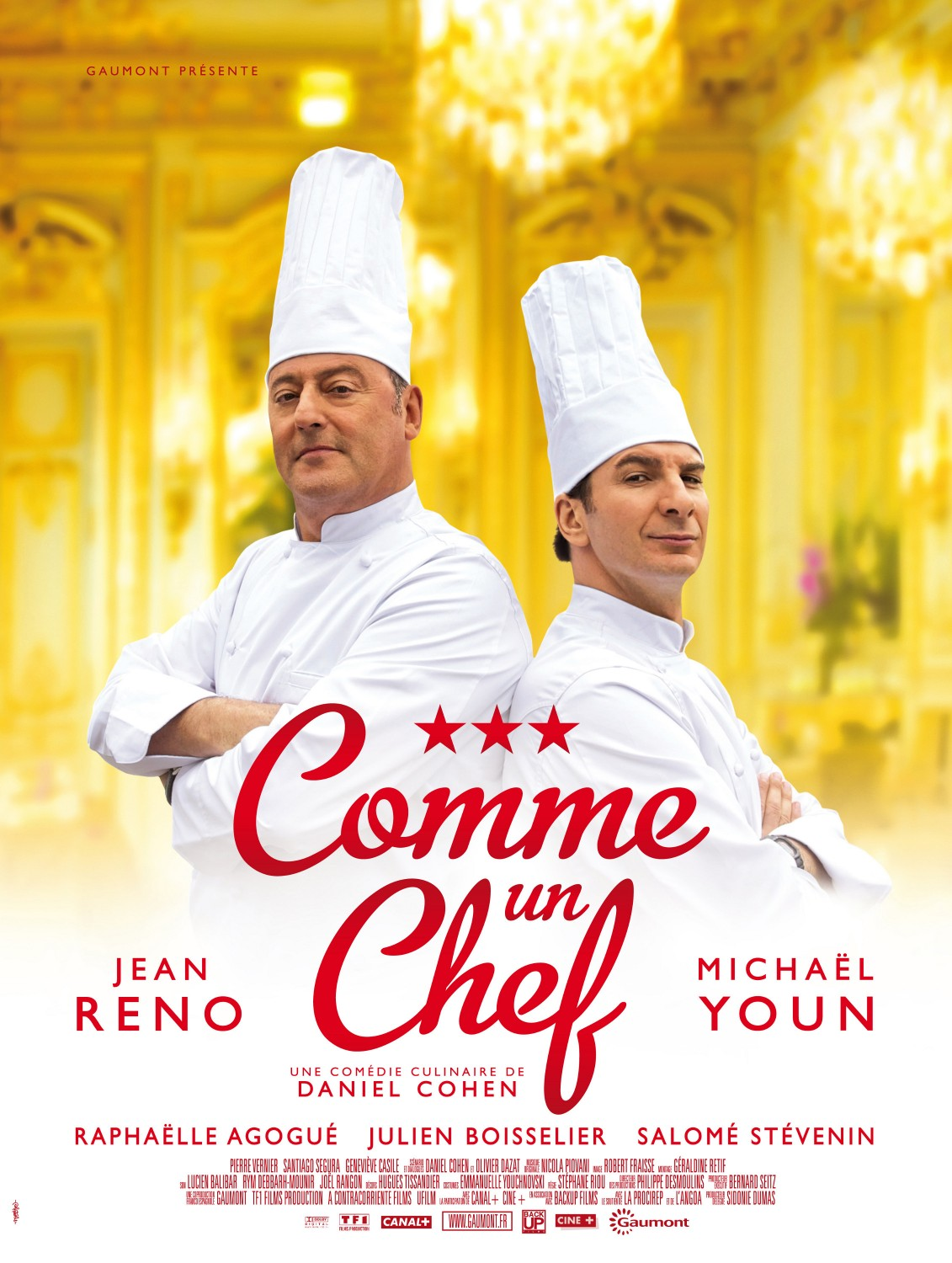 comme un chef 2012 let 39 s talk about movies