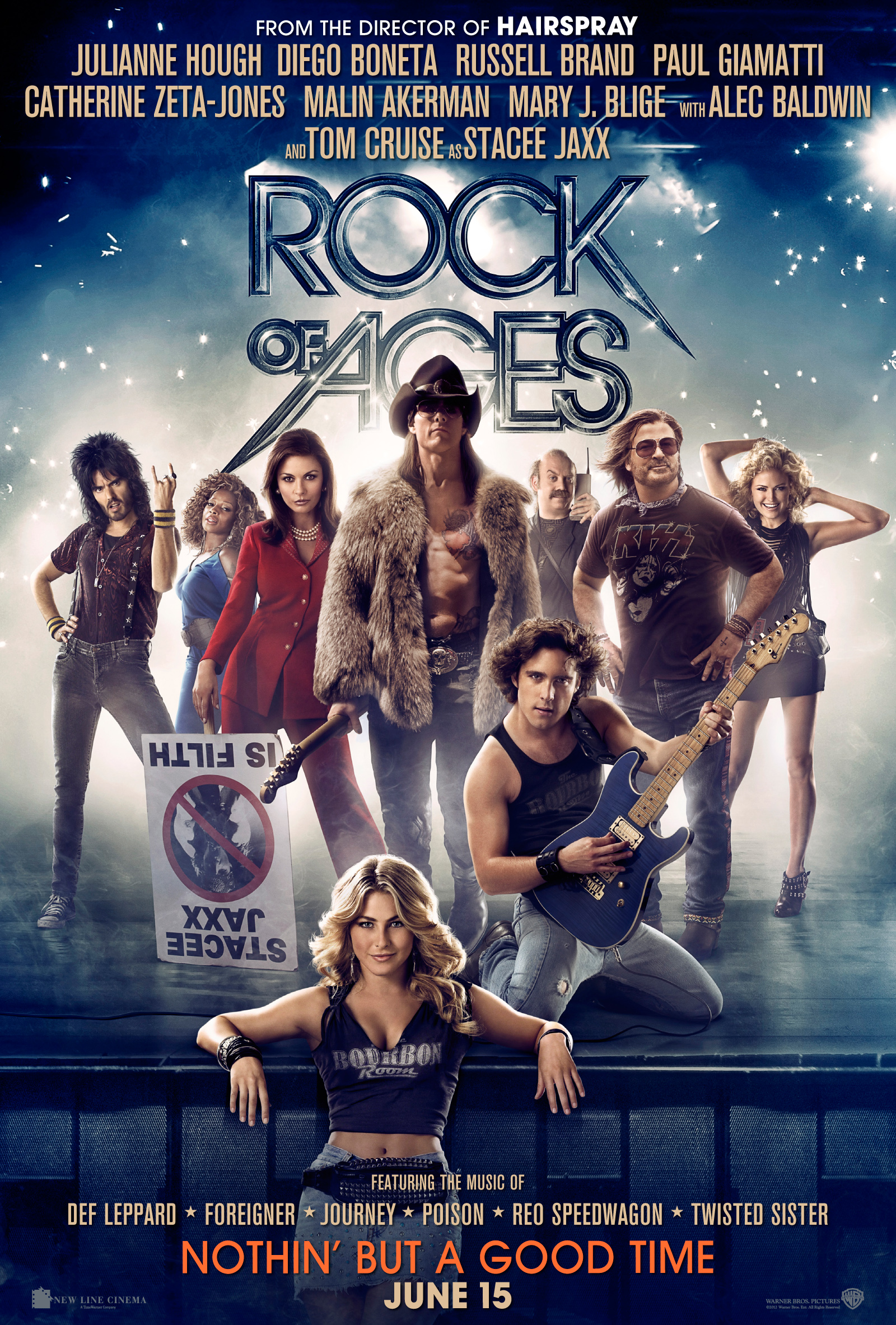 rock of ages [2012] – let's talk about movies