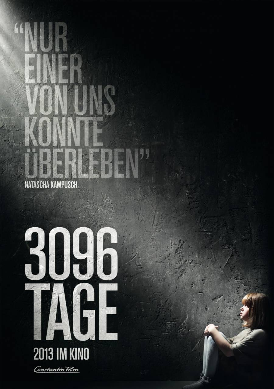 3096 Days [2013] | Let's tlk abt movies
