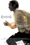 Poster for 2014 drama 12 Years A Slave