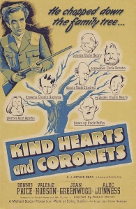 Poster - Kind Hearts and Coronets_03