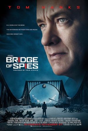 Bridge of Spies Launch One Sheet