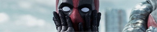 deadpool superhero post