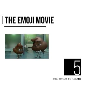worst movies of 20176