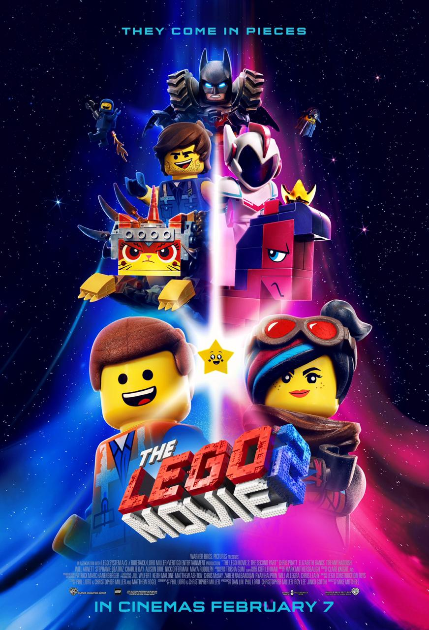 the lego movie 2  the second part  2019   u2605 u2605 u2605  u2013 let u0026 39 s talk about movies